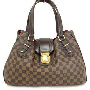 100% Auth Louis Vuitton Damier Griet Shoulder Bag